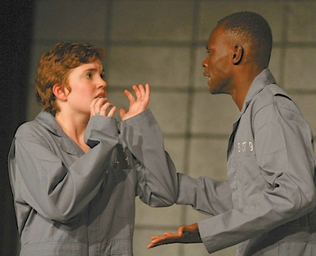 0513: HHS student production of '1984'