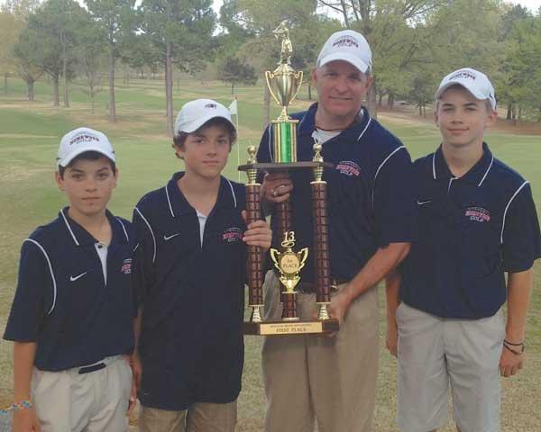 0513: Homewood Middle School Golf Team