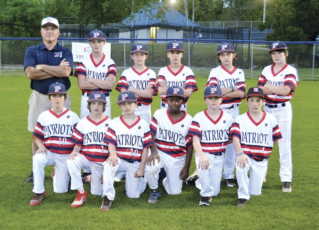 Cooperstown Youth Baseball Team