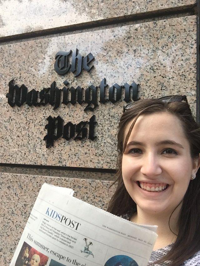 Washington Post Fellowship