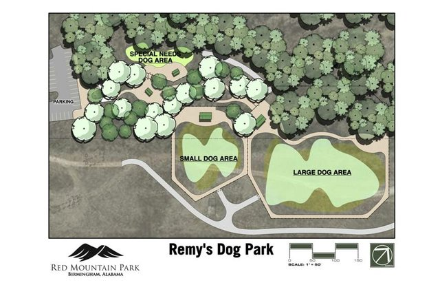0713 Red Mountain Park Dog Park