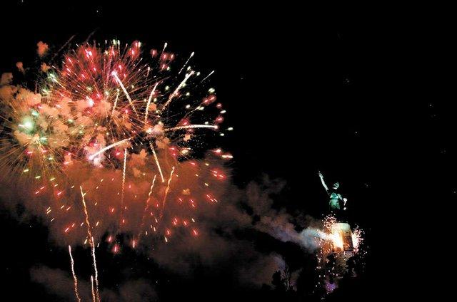 0613 Vulcan fireworks