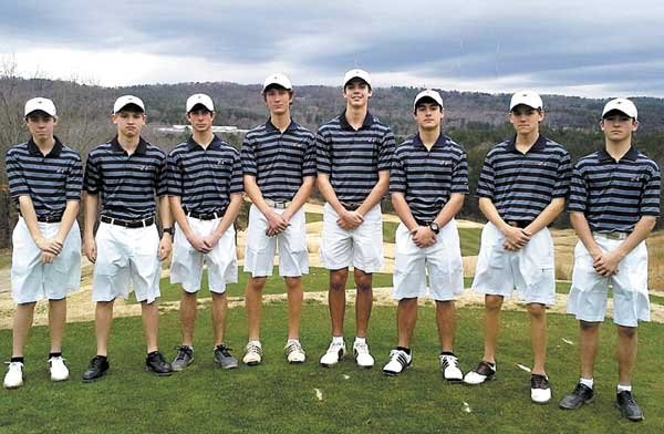 0613 HHS Golf Team