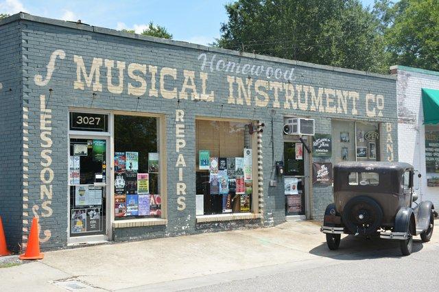 Homewood Music