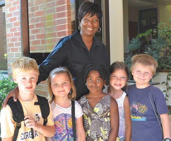 Principal Patricia Simpson