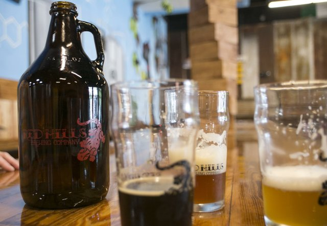 Image result for red hills brewing homewood