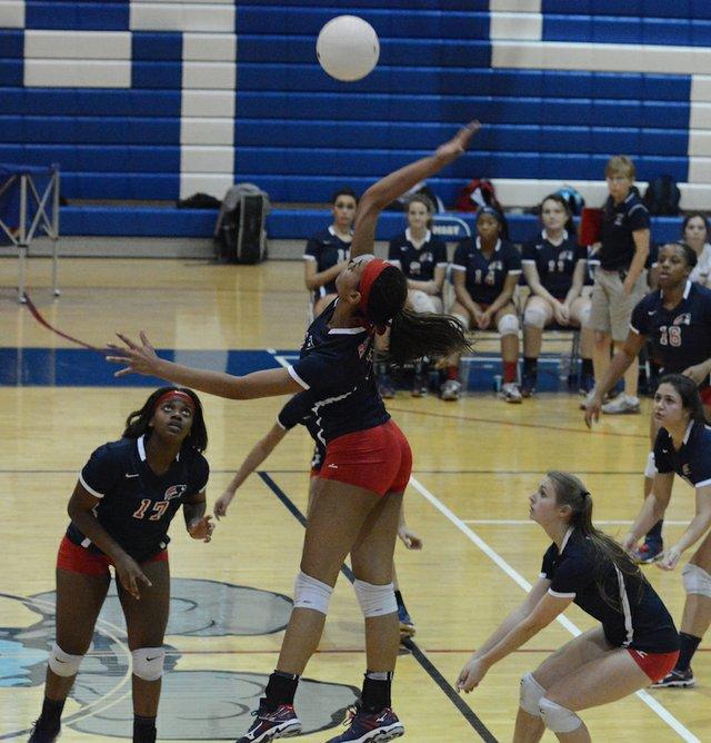 Homewood Volleyball