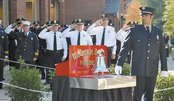 2013 Patriot Day Ceremony