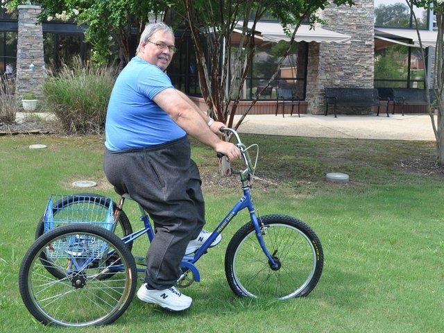 Trike Mike's adventures
