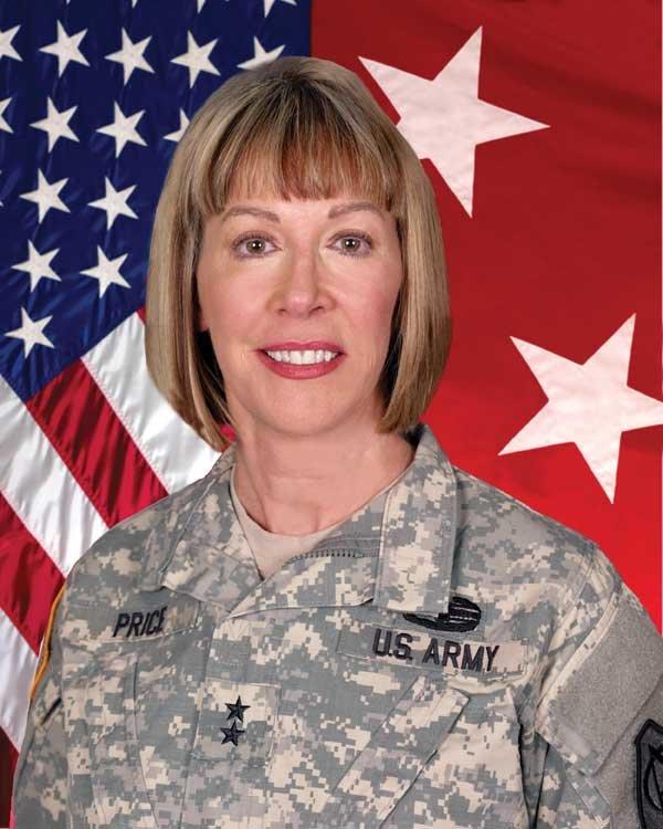 Major General N. Lee S. Price
