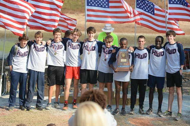 Homewood cross country