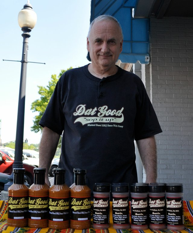 Dat Good Homewood-based barbeque sauce and rub