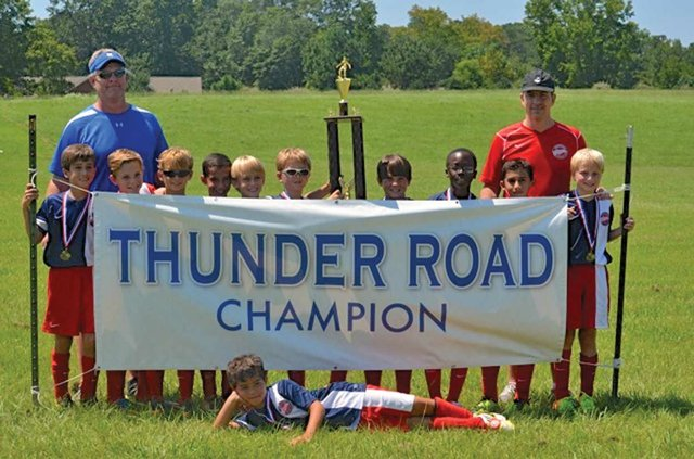 04 Boys take division title