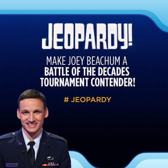 1013 Joey Beachum Jeapardy