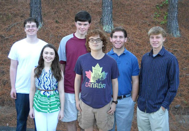 1013 HHS National Merit Semifinalists
