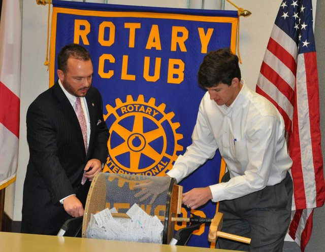 1013 SEC Raffle Homewood Rotary