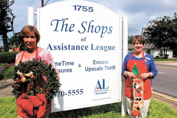 1113 Assistance League Open House