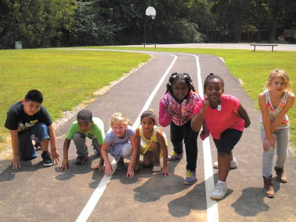 1113 Elementary School New Track