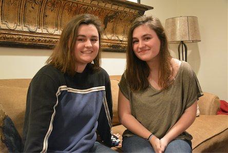 Julia and Margaret Neely