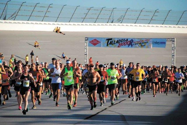 1113 Talladega Half Marathon