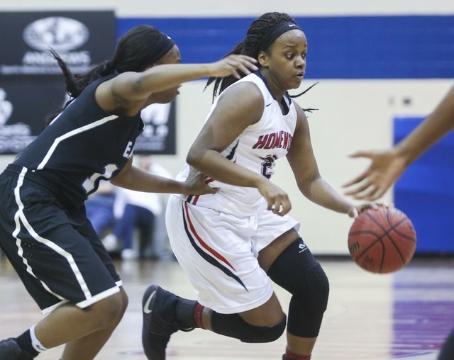 Homewood Girls VS Center Point 2017