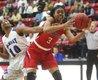 Homewood Girls Basketball VS Ramsay Regionals 2017