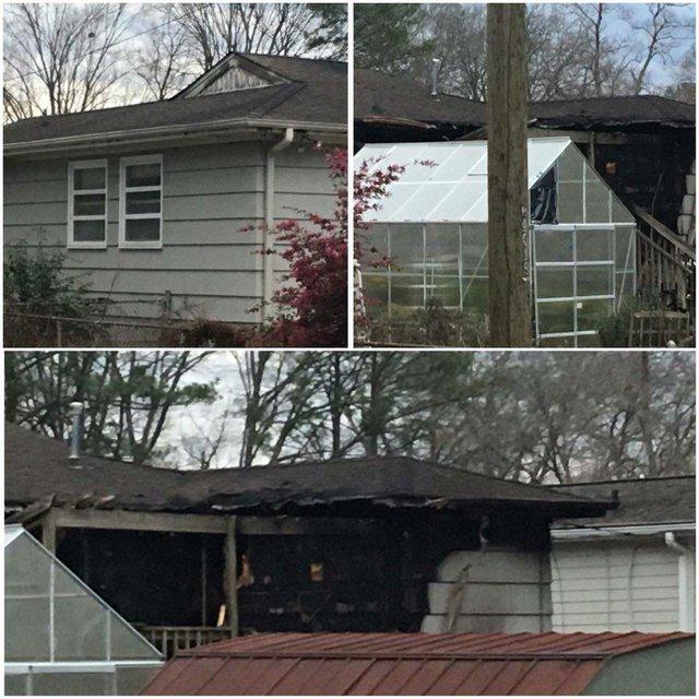 Oakmoor Drive fire