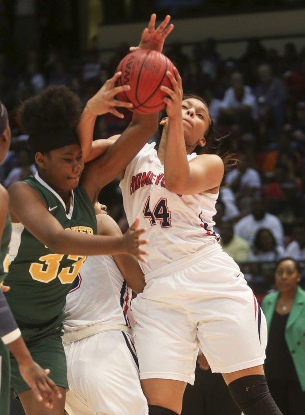Homewood Girls Basketball Finals 2017