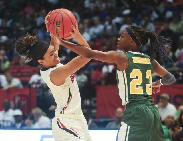 Homewood Girls Basketball Finals 2017